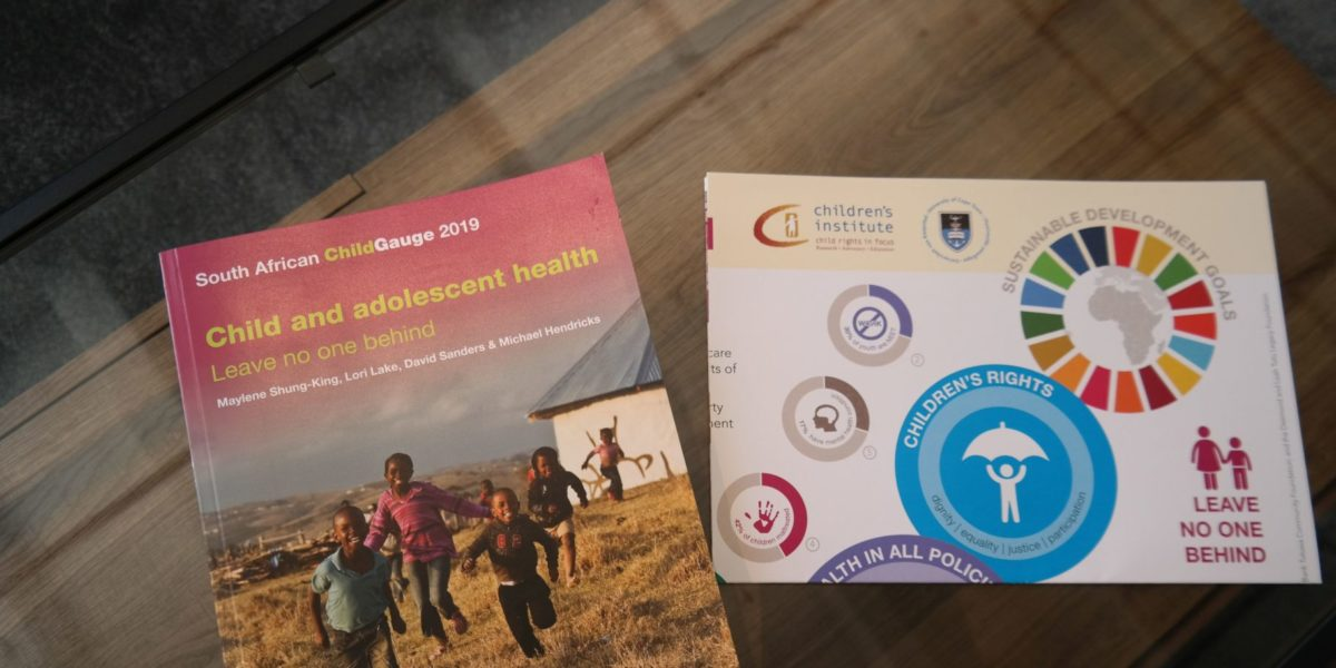 Leave No One Behind – The 2019 ChildGauge Report Released
