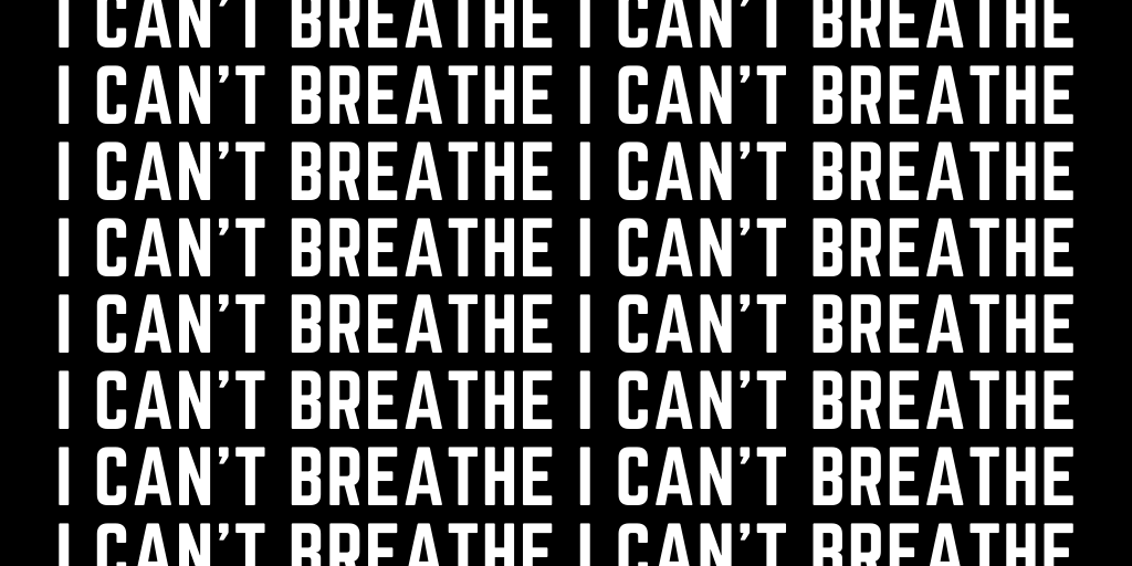 """I CAN'T BREATHE"" – A CHILLING ANTHEM FOR GLOBAL INEQUALITY"