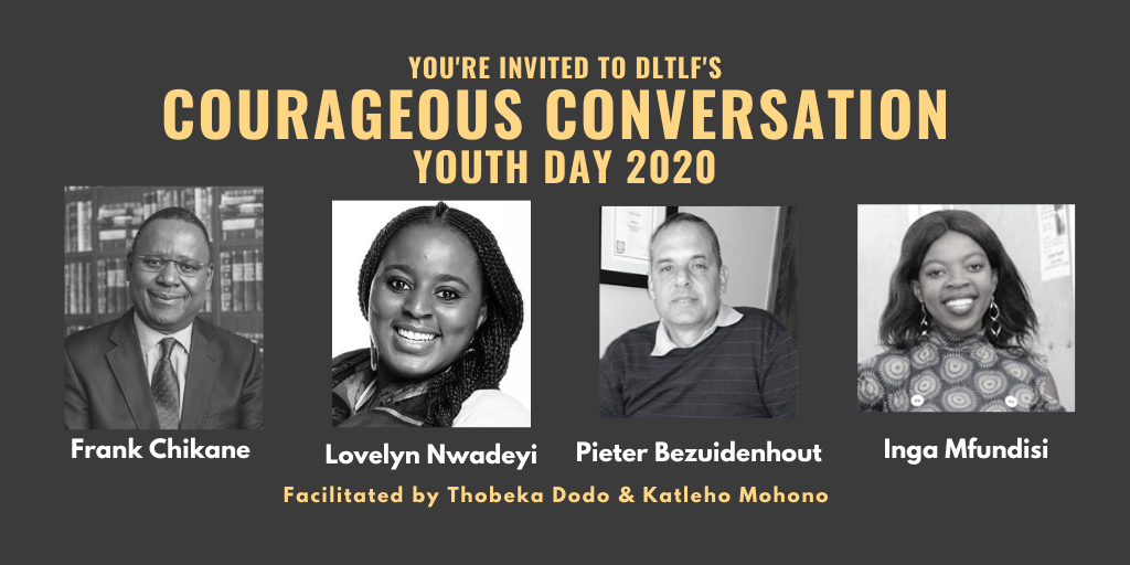 A COURAGEOUS CONVERSATION ABOUT YOUTH, COVID-19 AND INEQUALITY