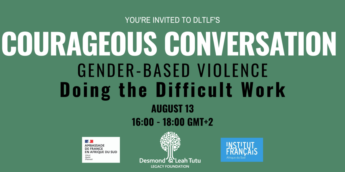 GENDER-BASEd VIOLENCE – DOING THE DIFFICULT WORK