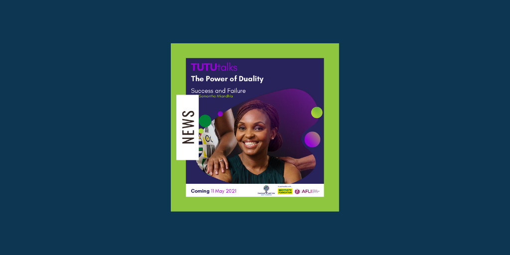 Desmond & Leah Tutu Legacy Foundation Launches Inspiring TutuTalks Series