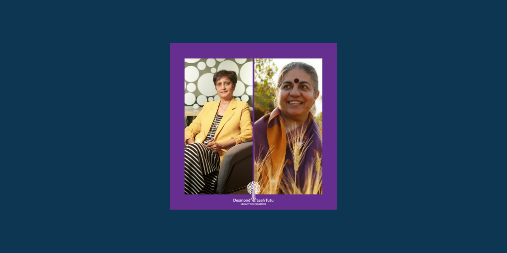 Greening Agriculture: A Conversation With Dr Vandana Shiva